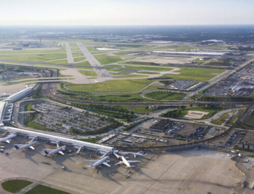 How Airports are Using Surveillance Radar for Protection against Intruders and Drones